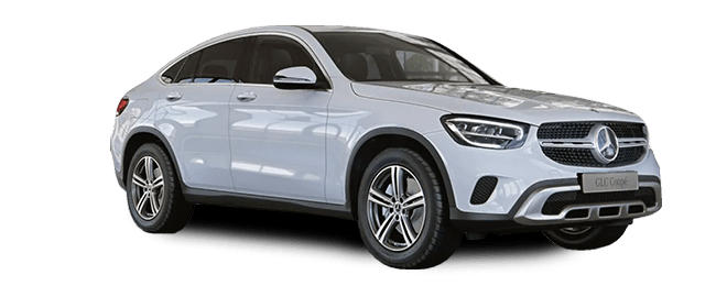 Mercedes-Benz Clase GLC Coupe 300 d 4Matic 180 kW (245 CV)